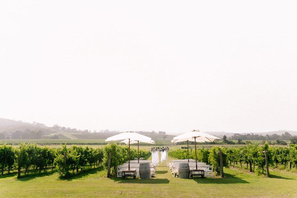 Acacia Ridge Yarra Valley Melbourne wedding venue