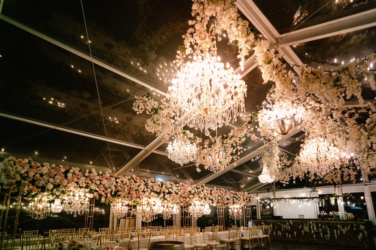 marquee wedding location