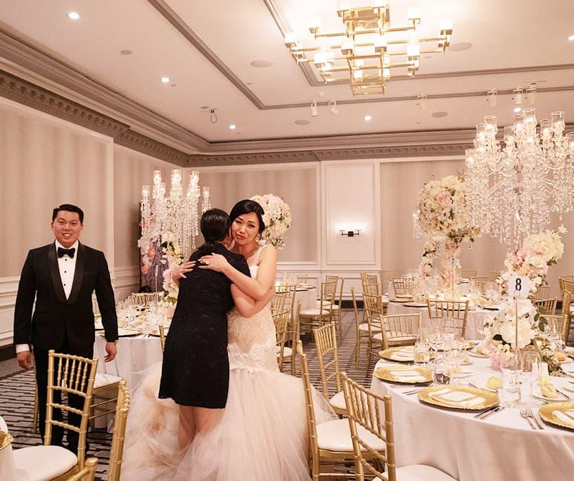 Sydney hotel wedding coordinator
