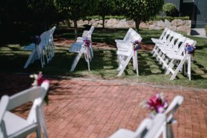 ceremony gladiator chairs