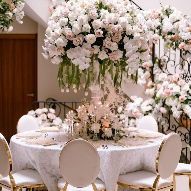 Intimate wedding for Belinda and Ken