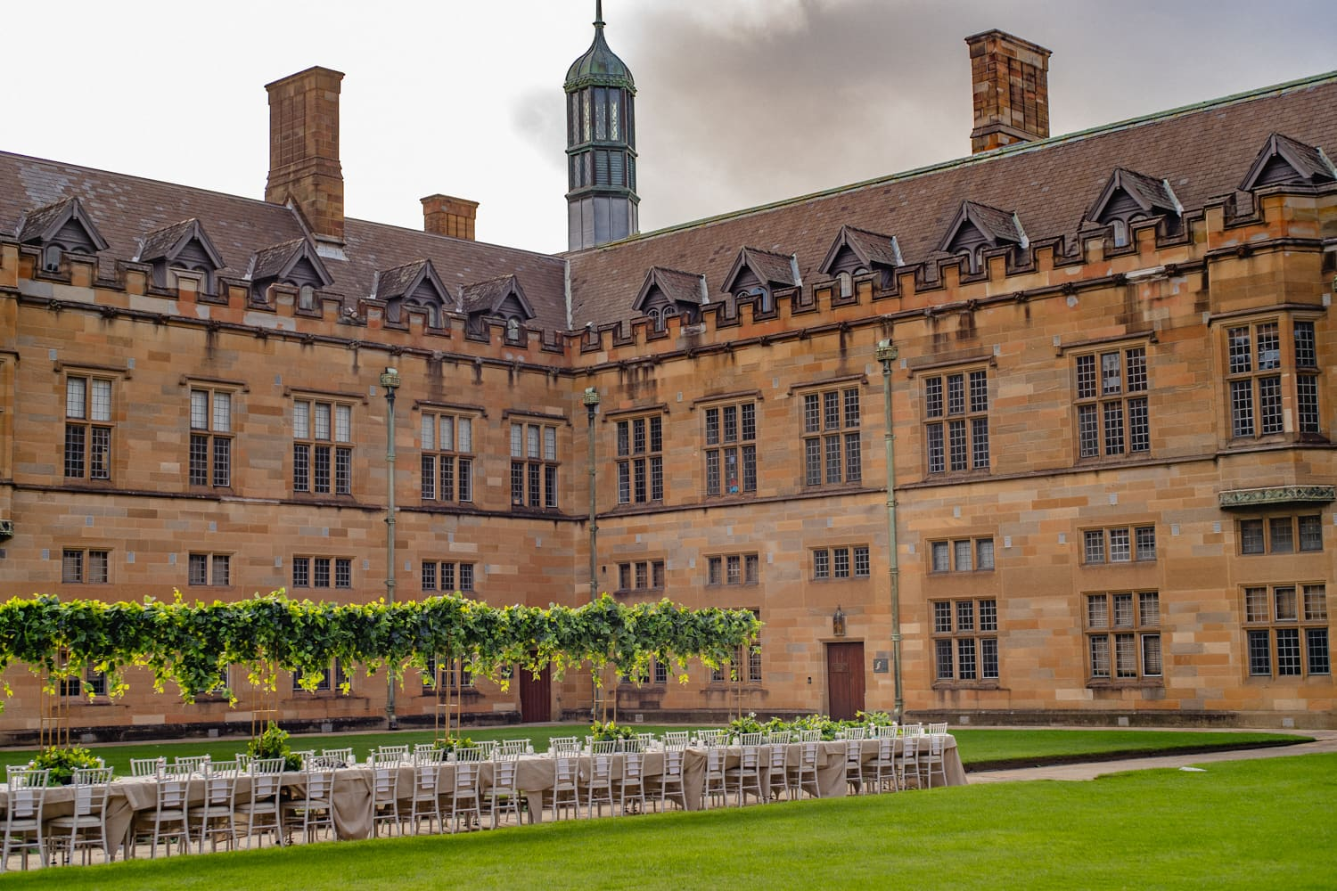 HostCo Sydney University Venue