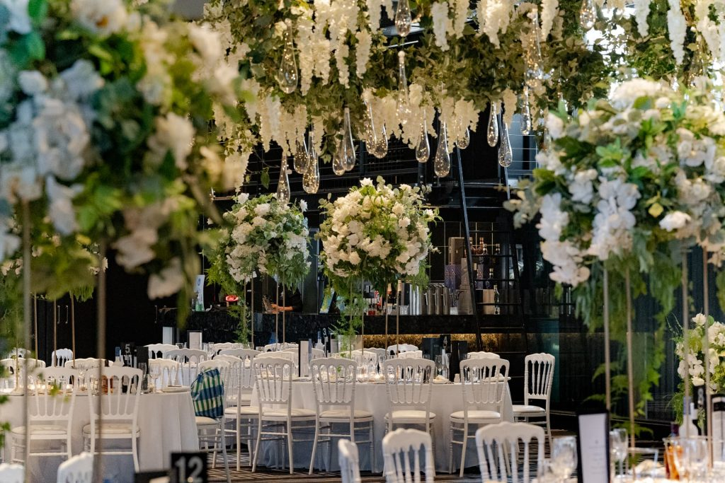 Amy and Carmello's Doltone House wedding