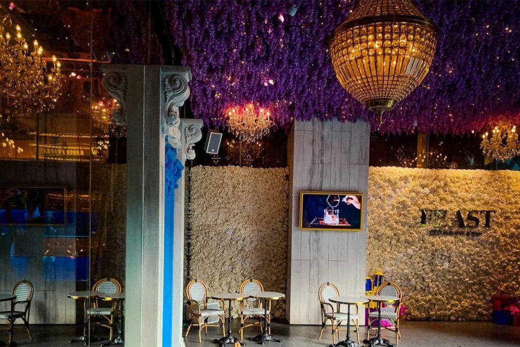 Bangkok Interior Design Restaurant