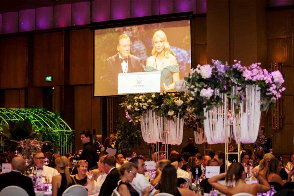 Corporate Event Dandelion Monash Wishes