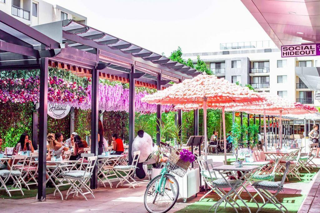 Social Hideout Parramatta Commercial Interior Design
