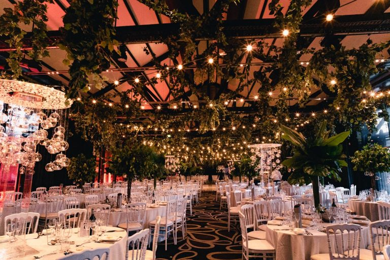 Doltone House Sydney wedding stylist