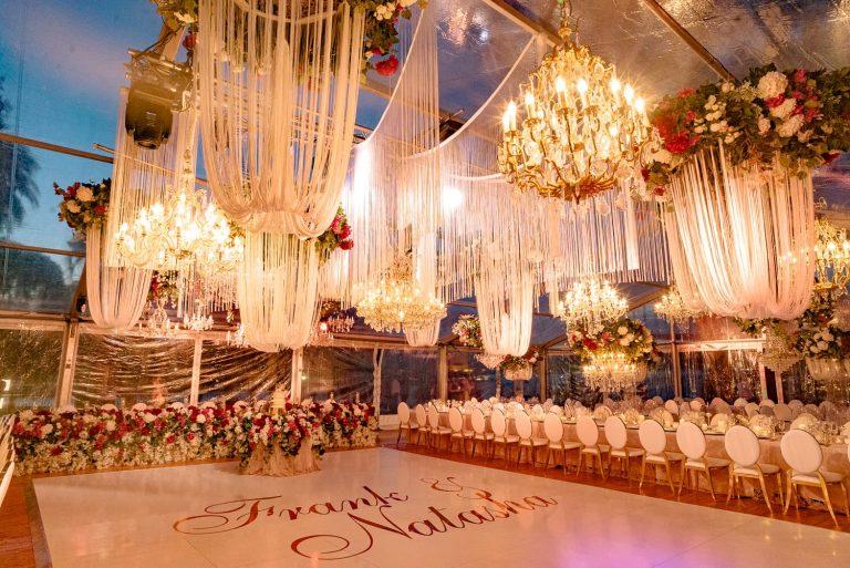 Sydney marquee wedding stylist