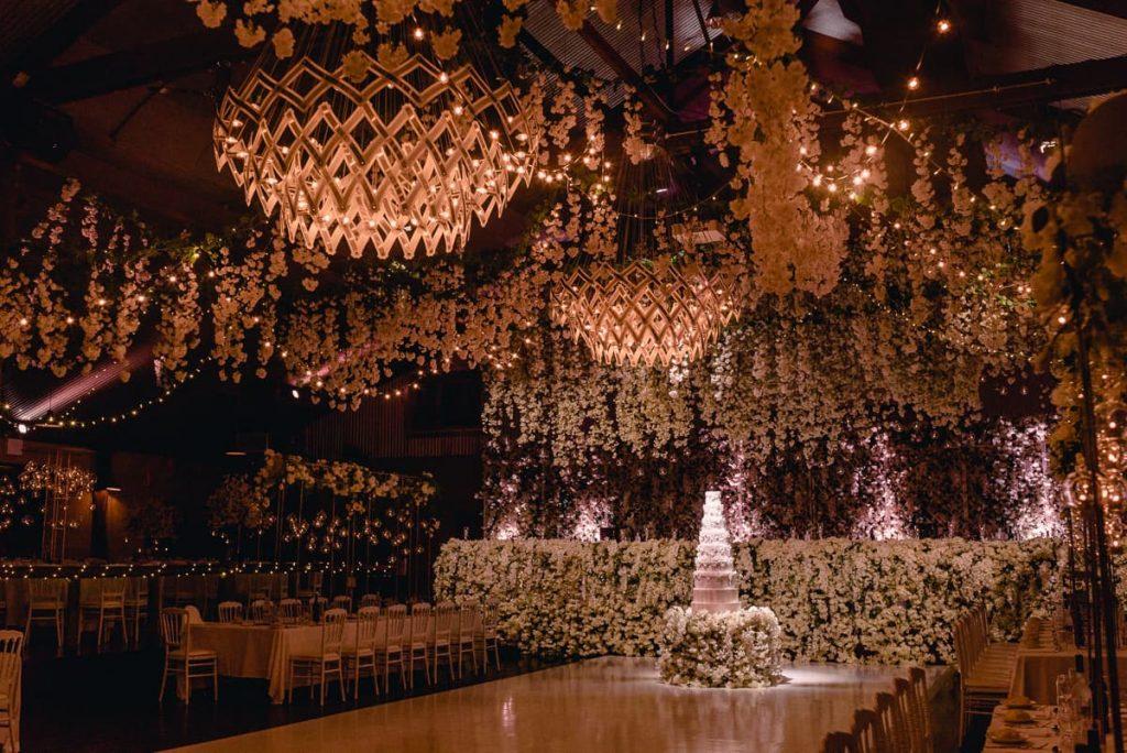 Sydney wedding stylist