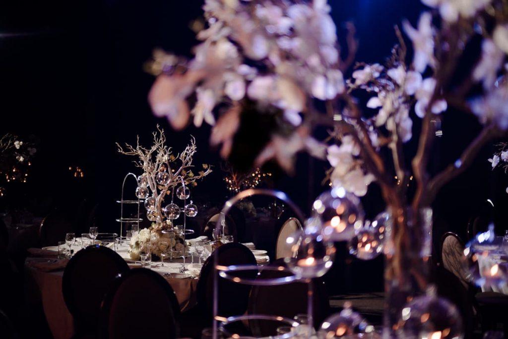 Winter Wonderland Wedding stylist
