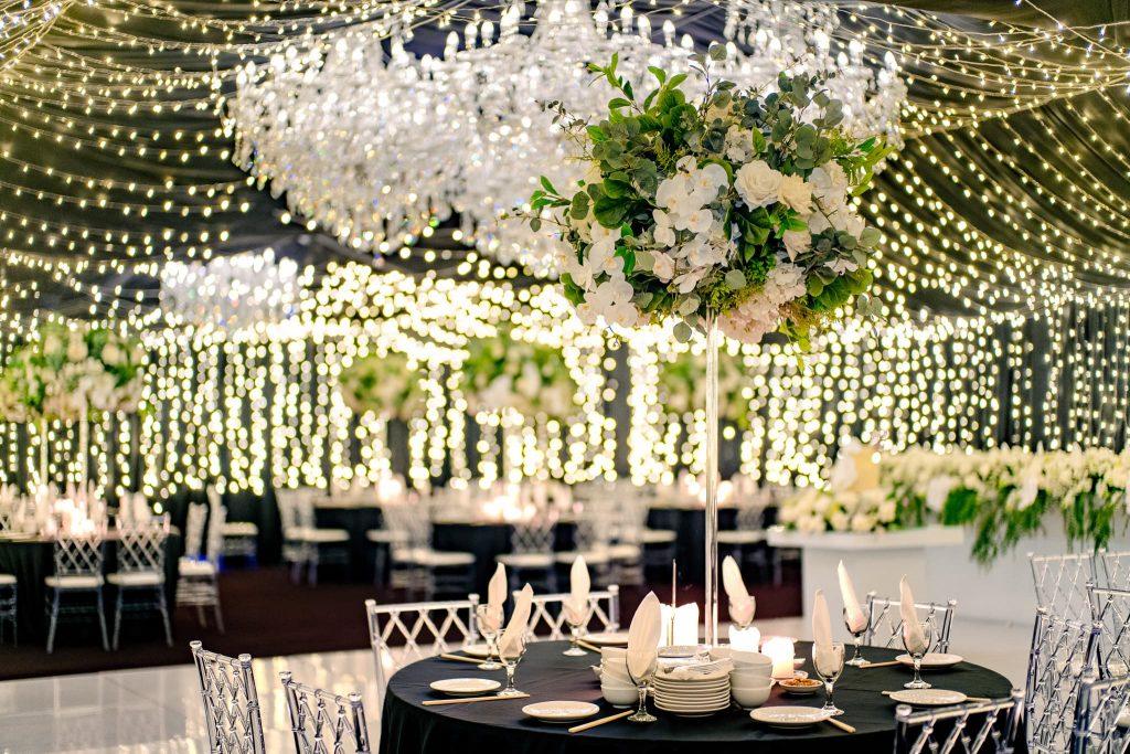 Asian Cabramatta wedding venue silver pearl