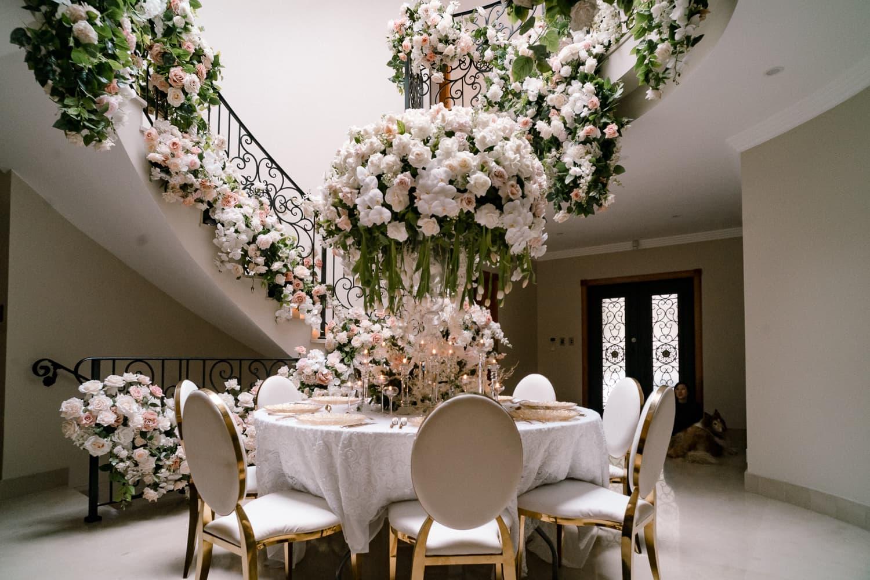 Intimate wedding Anna Wang