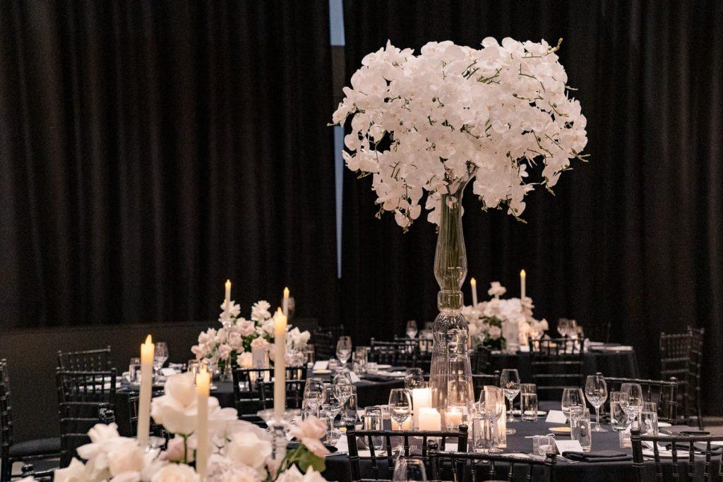 Anna Wang wedding decorations