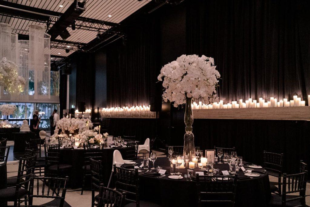 Merivale wedding Ivy Ballroom