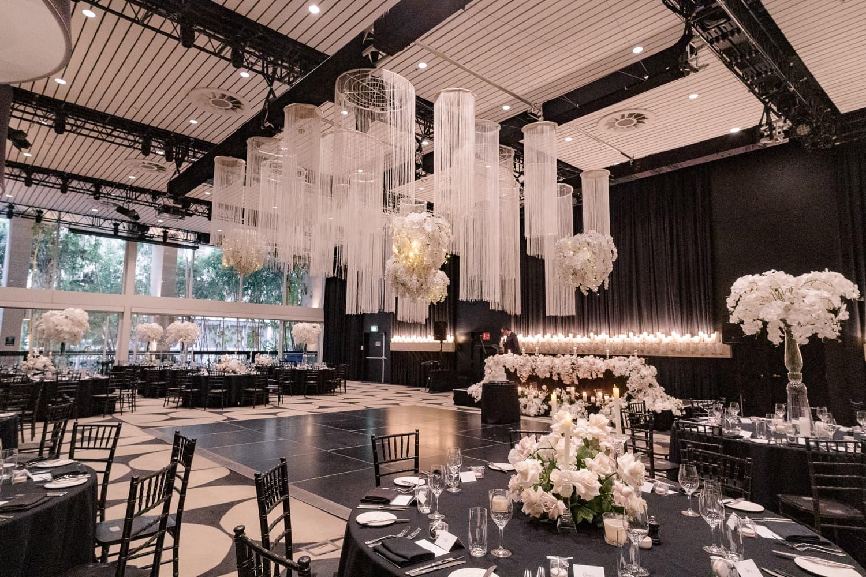 Ivy Ballroom wedding