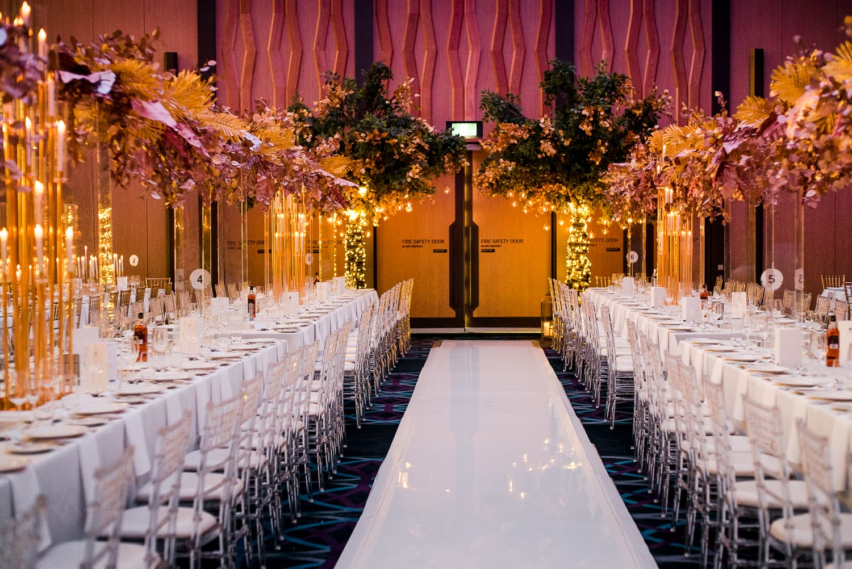 Hyatt Regency Wedding stylist