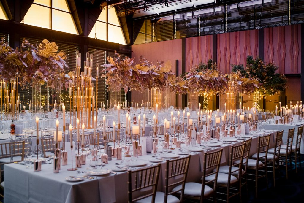Hyatt Regency Wedding king table