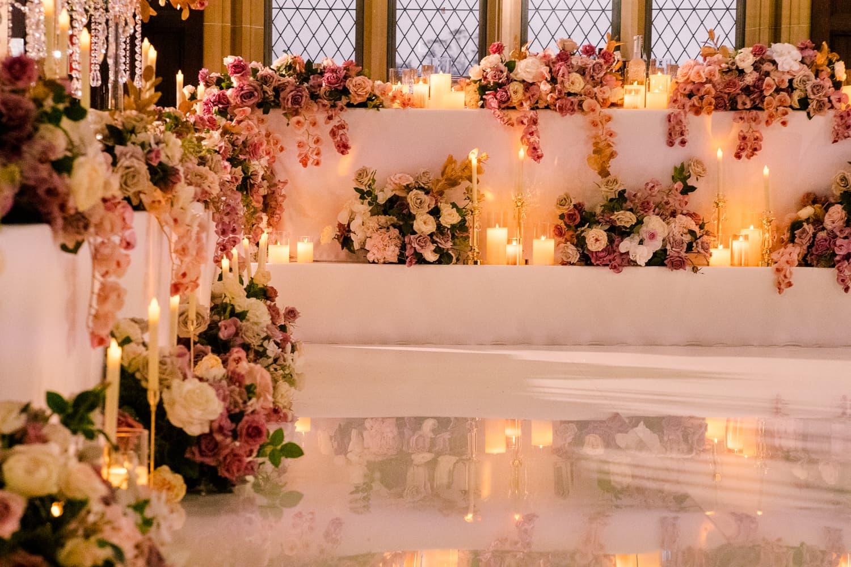 Maclaurin Hall USYD Wedding