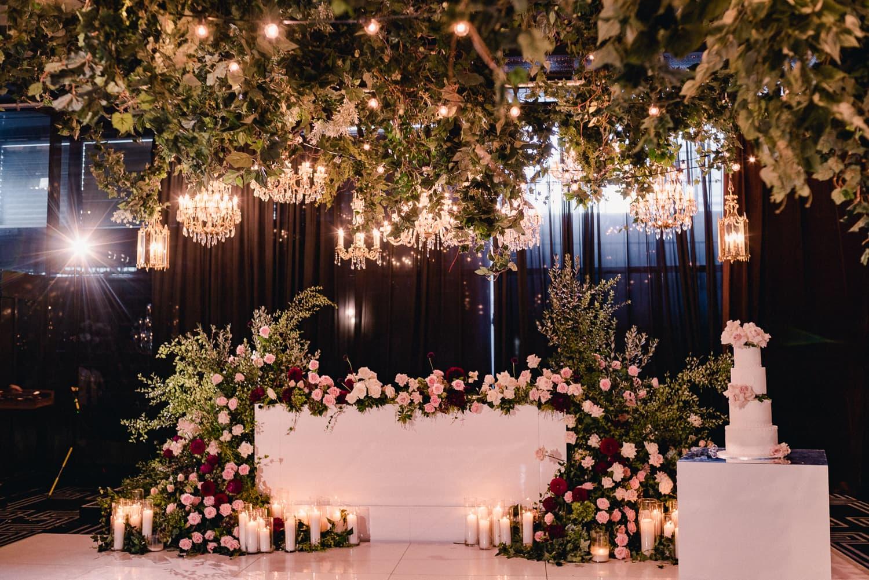 Jade and Tarek Doltone House Jones Bay Wharf Wedding