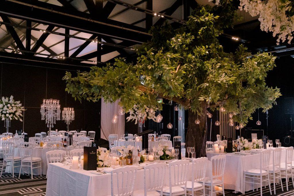 Vanessa and David's wedding at Doltone House