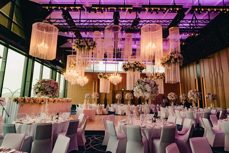 Mary and Rhion Hyatt Regency Sydney hotel Wedding